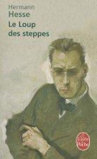Loup DES Steppes