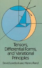 Tensors, Differential Forms and Variational Principles