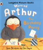 Worried Arthur - the Birthday Party