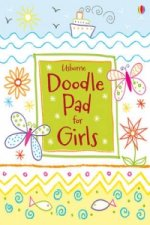 Usborne Doodle Pad for Girls