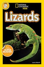 National Geographic Kids Readers: Lizards