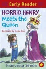 Horrid Henry Early Reader: Horrid Henry Meets the Queen