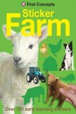 Early Learning Activity Farm
