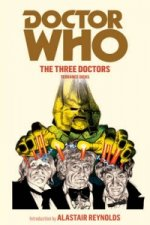 Doctor Who Three Doctors
