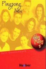 PING PONG NEU 1 LEHRBUCH