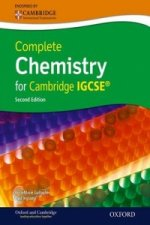 Complete Chemistry for Cambridge IGCSE with CD-ROM
