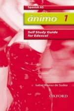 Animo: 1: AS Edexcel Self-study Guide with CD-ROM