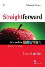 Straightforward 2nd Edition Intermediate Level Student's Book