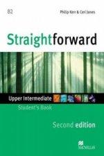 Straightforward 2nd Edition Upper Intermediate Level Student's Book