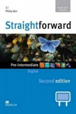 Straightforward Pre-intermediate Level IWB DVD-ROM (Multiple