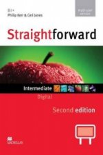 Straightforward Intermediate Level IWB DVD-ROM (multiple Use