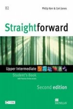 Straightforward - Student Book - Upper Intermediate with Practice Online Access