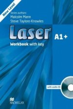 Laser 3rd edition A1+ Workbook with key Pack