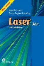 Laser 3rd edition A1+ Class Audio CD x1