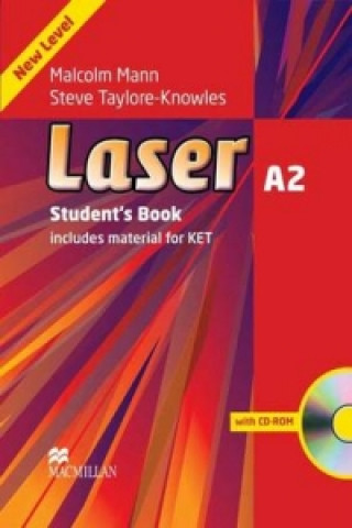 Laser 3rd edition A2 Student's Book & CD Rom Pk