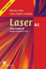 Laser 3rd edition A2 Class Audio CD x1