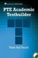 PTE Testbuilder Student's Book Pack British English