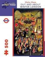Out & About Winter London 500-Piece Jigs
