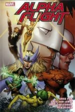 Alpha Flight By Greg Pak & Fred Van Lente - Vol. 1