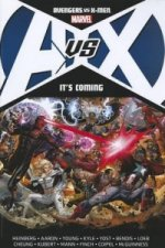 Avengers Vs. X-men: It's Coming