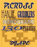 Picross, Hanjie, Griddlers, Nonograms
