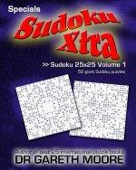 Sudoku 25x25 Volume 1