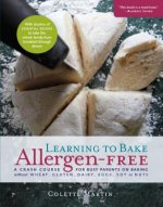 Learning to Bake Allergen-Free