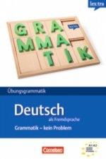 Lextra - Deutsch als Fremdsprache - Grammatik - Kein Problem - A1/A2
