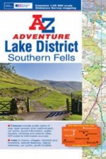Lake District (Southern Fells) Adventure Atlas