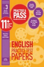 Practise & Pass 11+ Level Three: English Practice Test Paper