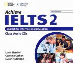 Achieve IELTS 2 Class Audio CD