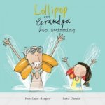 Lollipop and Grandpa Go Swimming