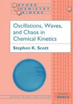 Oscillations, Waves and Chaos in Chemical Kinetics