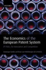 Economics of the European Patent System