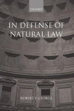 In Defense of Natural Law