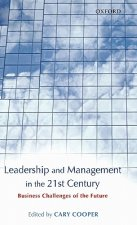 Leadership and Management in the 21st Century