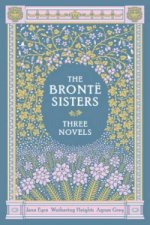 Bronte Sisters Three Novels (Barnes & Noble Collectible Classics: Omnibus Edition)