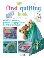 My First Quilting Book