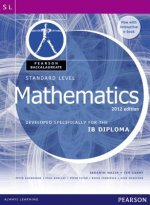 Pearson Baccalaureate Standard Level Mathematics Revised 201