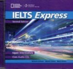 IELTS Express Upper Intermediate Bre Class Audio CD