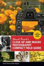 David Busch's Close-up and Macro Photography Compact Field G