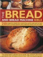 Bread and Bread Machine Bible