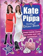 Kate and Pippa Middleton Dress-Up Sticker Book