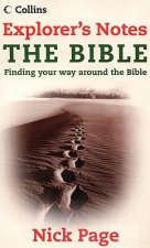 Explorer's Notes: The Bible