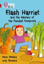 Flash Harriet and the Mystery of the Fiendish Footprints