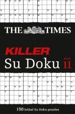 Times Killer Su Doku Book 11