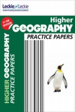 CfE Higher Geography Practice Papers for SQA Exams