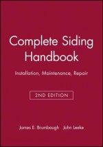 Complete Siding Handbook