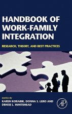 Handbook of Work-Family Integration