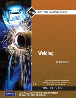 Welding Level 3 Trainee Guide, Paperback